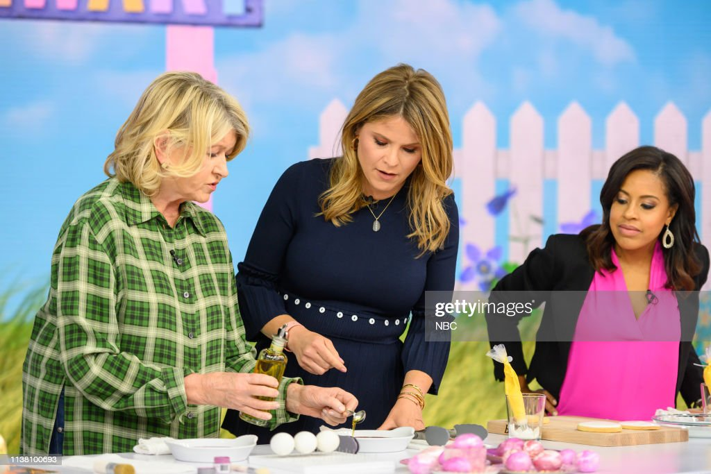 "NY: NBC's ""TODAY"" - Andretti Family, Brendan Fraser, Ambush Makeovers, Meredith Vieira, Martha Stewart, Vinny and Pauly D"