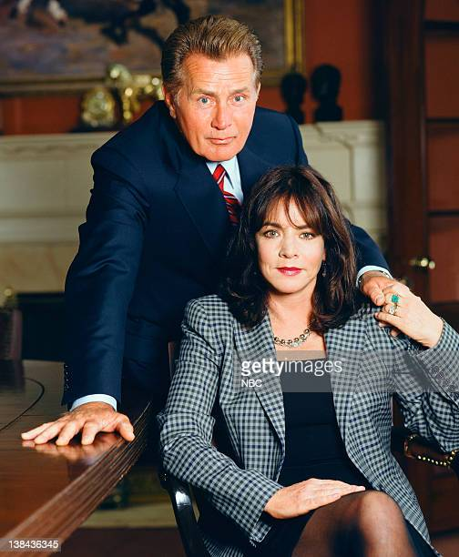 Martin Sheen as President Josiah 'Jed' Bartlet Stockard Channing as Abbey Bartlet