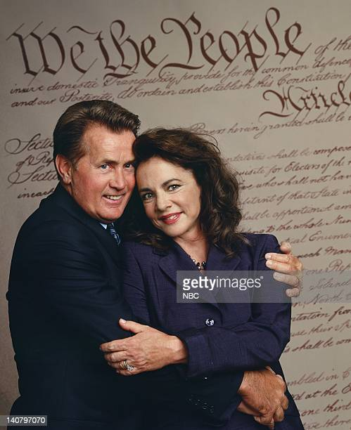 Martin Sheen as President Josiah 'Jed' Bartlet Stockard Channing as Abbey Bartlet Photo by David Rose/NBCU Photo Bank