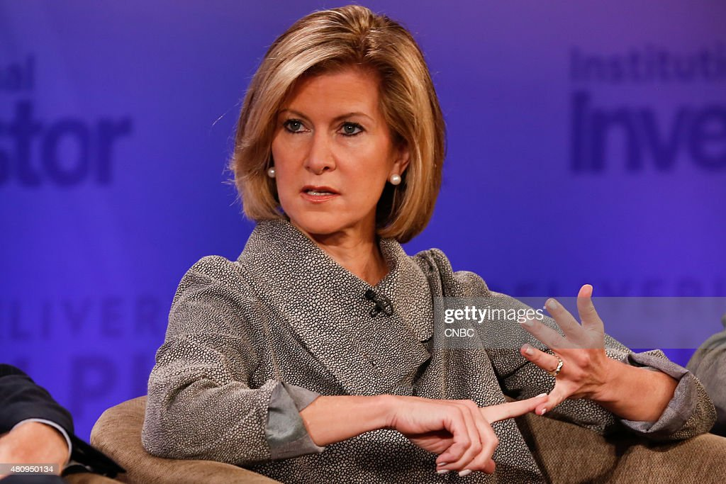 Mary Callahan Erdoes, CEO, J P  Morgan Asset Management, at the 2015