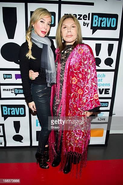 Marysol Patton and Elsa Patton Photo by Charles Sykes/Bravo/NBCU Photo Bank via Getty Images