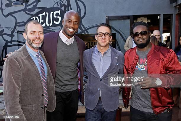 Matt Hanna Esquire Network Executive Vice President of Original Programming Akbar Gbajabiamila 'Team Ninja Warrior' Adam Stotsky President Esquire...