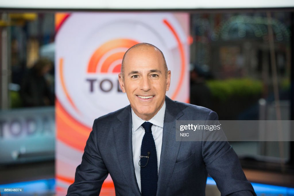 Matt Lauer Fired From NBC Over Inappropriate Sexual Behavior