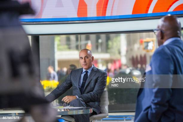 Matt Lauer on Wednesday September 4 2017
