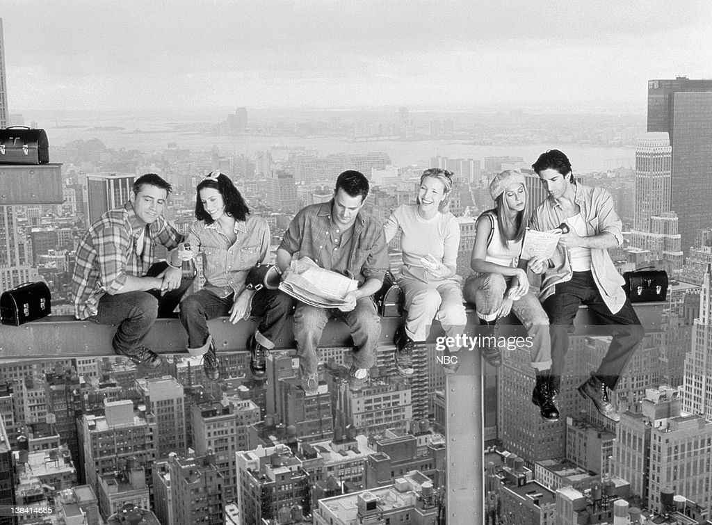 Matt LeBlanc as Joey Tribbiani, Courteney Cox Arquette as Monica Geller, Matthew Perry as Chandler Bing, Lisa Kudrow as Phoebe Buffay, Jennifer Aniston as Rachel Green, David Schwimmer as Ross Geller