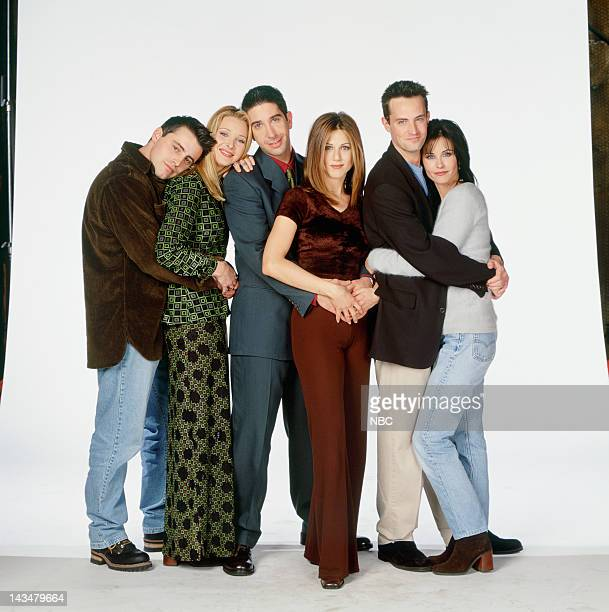 Matt LeBlanc as Joey Tribbiani Lisa Kudrow as Phoebe Buffay David Schwimmer as Ross Geller Jennifer Aniston as Rachel Green Matthew Perry as Chandler...