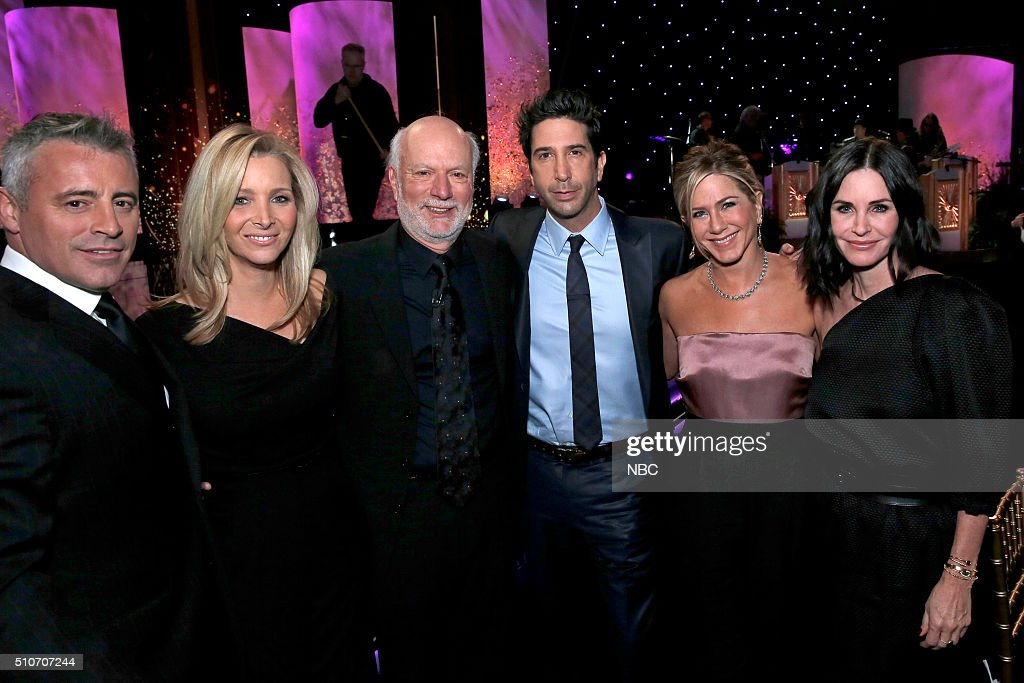 Must See TV: An All-Star Tribute to James Burrows - Season 2016 : News Photo