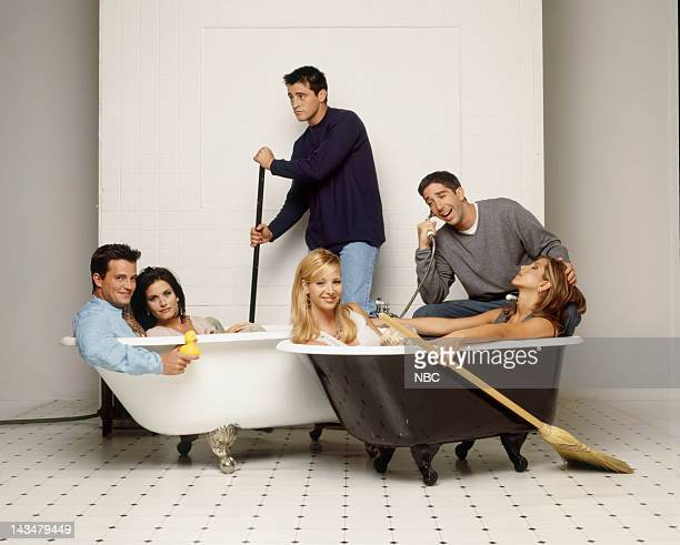 Matthew Perry as Chandler Bing Courteney Cox Arquette as Monica Geller Lisa Kudrow as Phoebe Buffay Jennifer Aniston as Rachel Green Matt LeBlanc as...