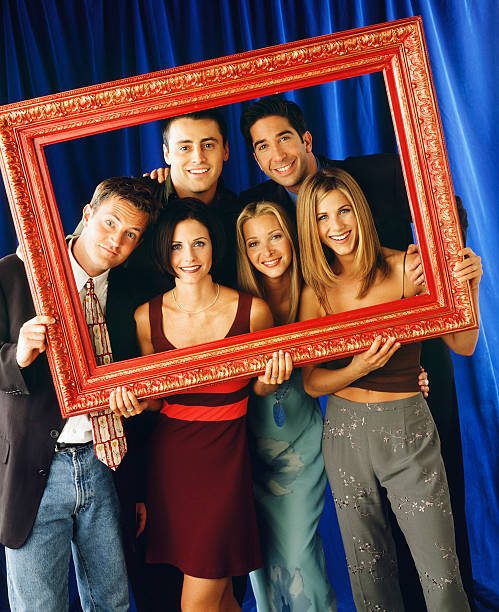UNS: 22nd September 1994 - TV Show Friends Premiered On NBC