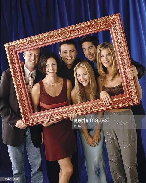 Matthew Perry as Chandler Bing Courteney Cox as Monica Geller Matt Le Blank as Joey Tribbiani Lisa Kudrow as Phoebe Buffay David Schwimmer as Ross...