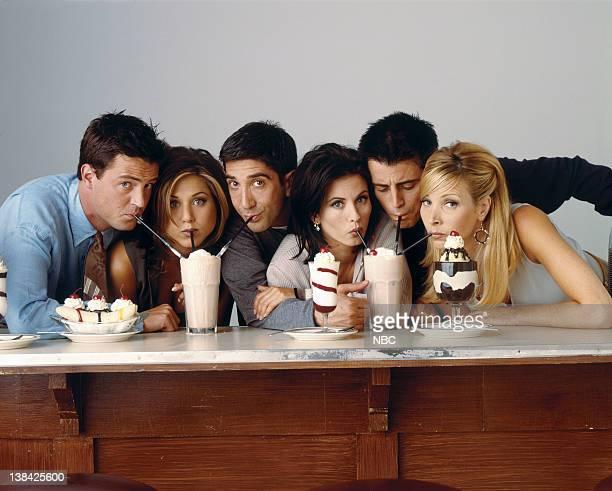 Matthew Perry as Chandler Bing Jennifer Aniston as Rachel Green David Schwimmer as Ross Geller Courteney Cox as Monica Geller Matt Le Blanc as Joey...