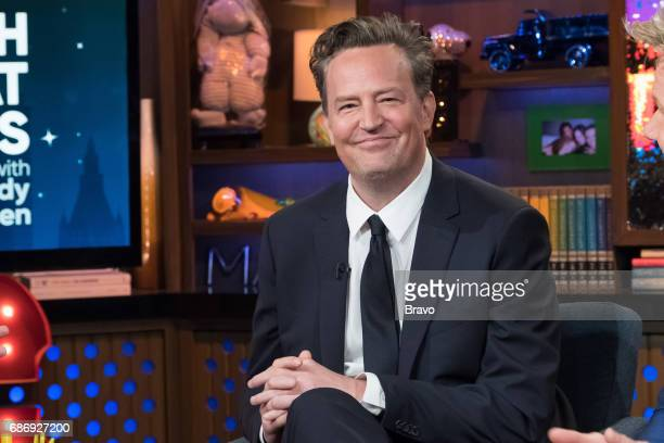 Pictured: Matthew Perry --