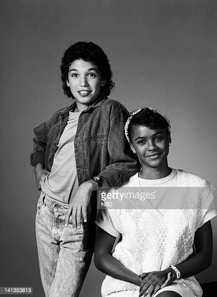 Max Battimo as Mikey Gonzalez Lark Voorhies as Lisa Turtle Photo by Gary Null/NBCU Photo Bank