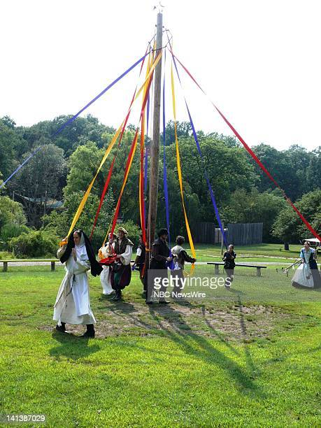 Maypole Dance -- The New York Renaissance Faire in Tuxedo, NY brings the past to the present. The faire serves as a place where actors can hone their...