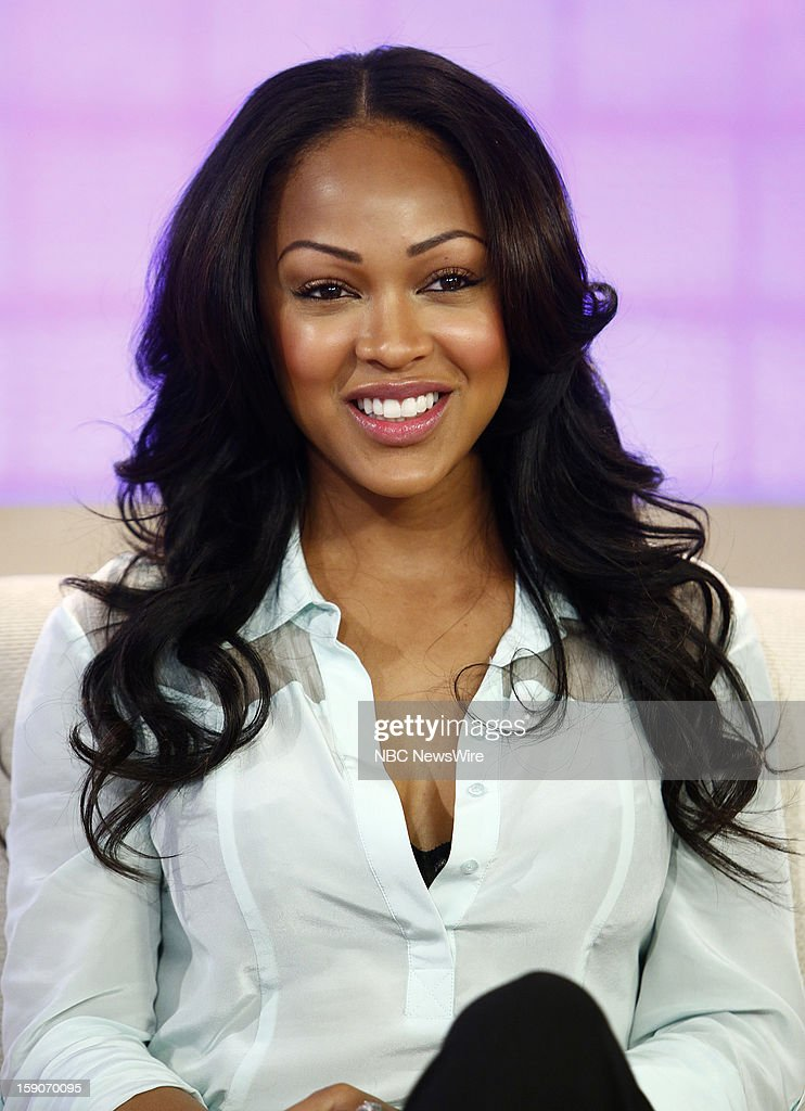 Meagan Good appears on NBC News' 'Today' show --