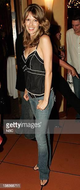 Megan Abrigo during the NBC Universal PreEmmy Party at Spago NBC EXCLUSIVE