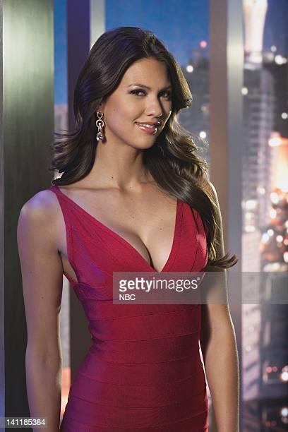 Megan Abrigo Photo by Paul Drinkwater/NBCU Photo Bank