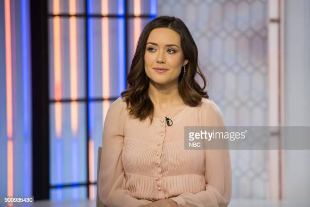 Megan Boone on Wednesday January 3 2018