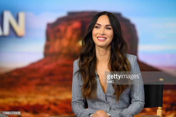 Megan Fox on Wednesday November 28 2018