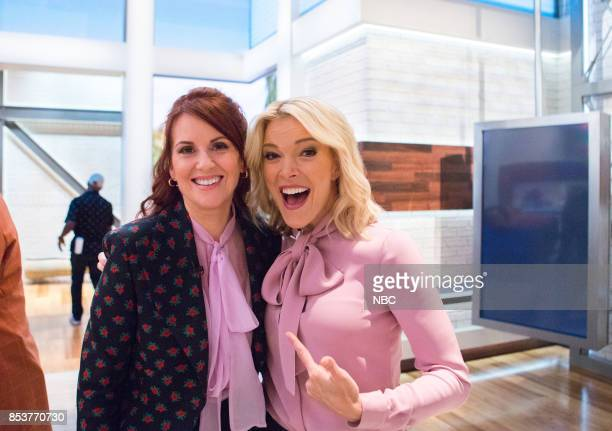 Megan Mullally talks with Megyn Kelly on Monday September 25 2017