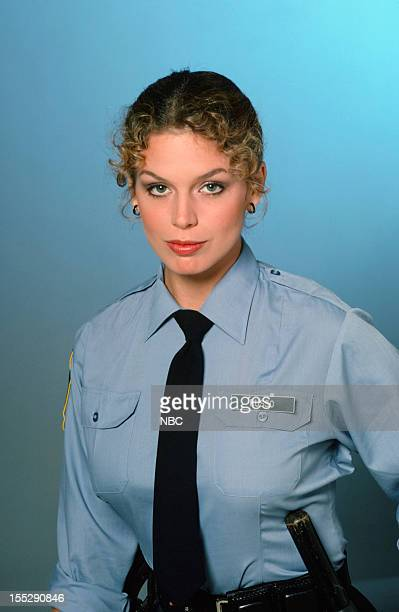 Meghan Gallagher as Officer Tina Russo