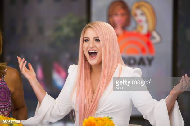Meghan Trainor on Monday June 25 2018