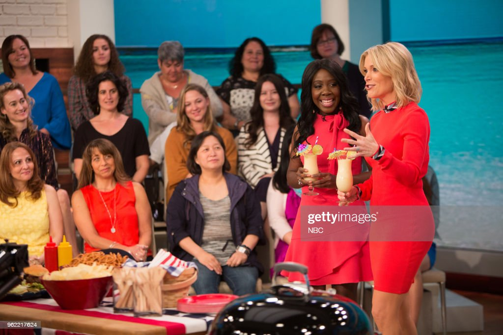"NBC's ""Megyn Kelly TODAY"" with guests Maria Peevey, Elaine Swann"