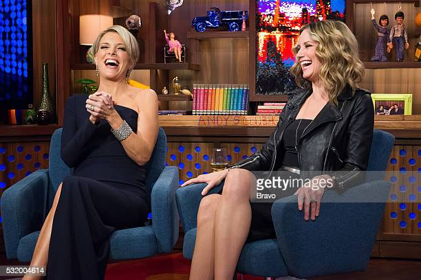 Megyn Kelly and Jennifer Nettles