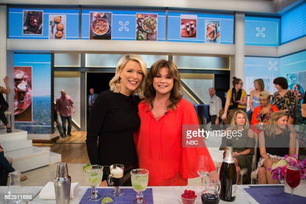 Megyn Kelly and Valerie Bertinelli on Tuesday October 10 2017