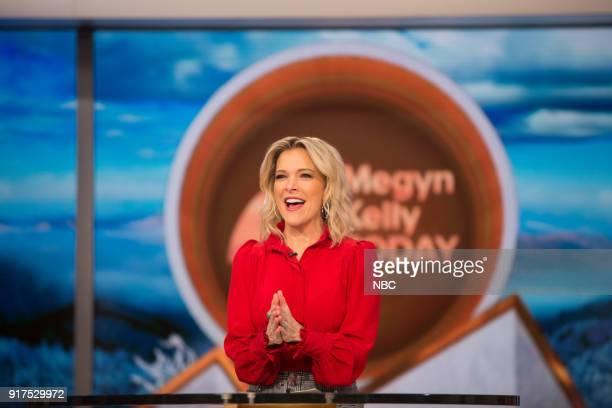 Megyn Kelly on Monday February 12 2018