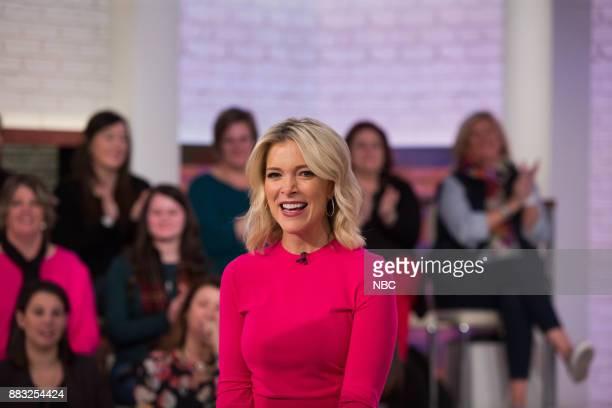 Megyn Kelly on Thursday November 30 2017
