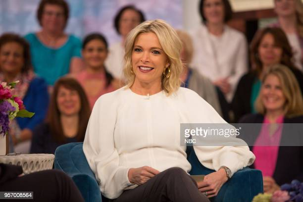 Megyn Kelly on Wednesday May 9 2018
