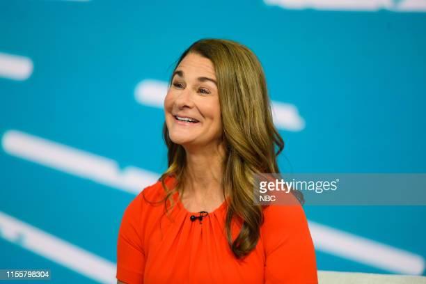 Melinda Gates on Monday July 15 2019