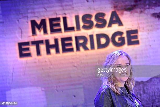 Melissa Etheridge on Monday October 3 2016