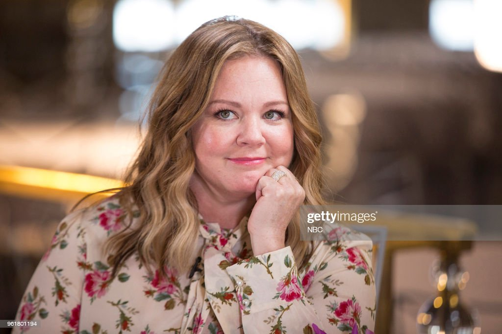 """NBC's """"Sunday TODAY with Willie Geist"""" With guest Melissa McCarthy"""