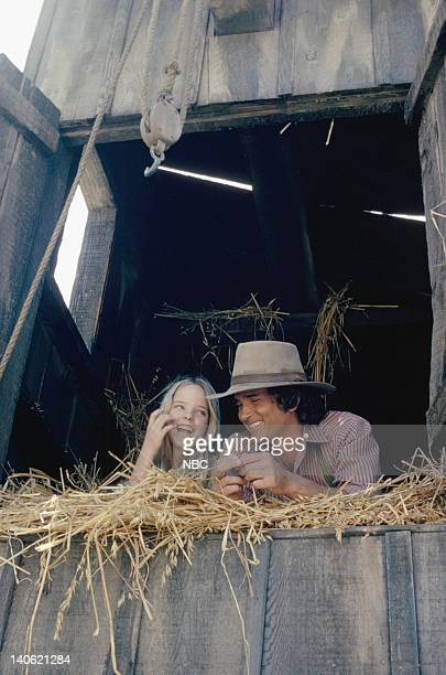 Melissa Sue Anderson as Mary Ingalls Michael Landon as Charles Philip Ingalls Photo by NBCU Photo Bank
