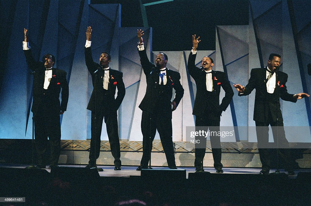 "NBC's ""Met Life Presents the Apollo Theatre Hall of Fame"""