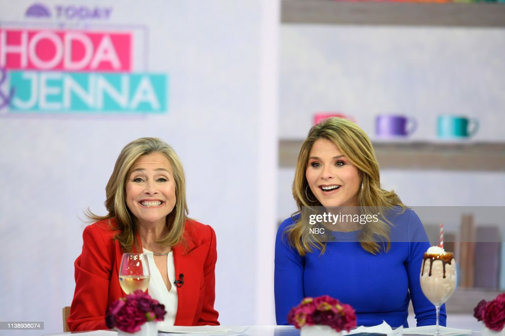 "NY: NBC's ""TODAY"" - Bob Saget, The O'Jays, Jill Martin, Kyle and Samantha Busch, Elizabeth Heiskell, Brene Brown"