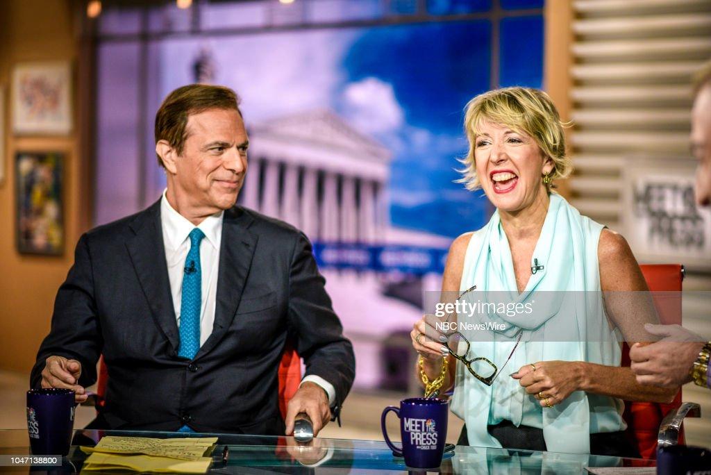 Meet the Press - Season 71 : News Photo