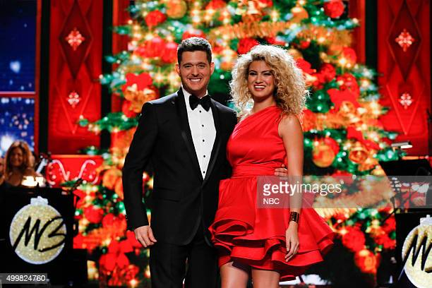 Michael Buble Tori Kelly