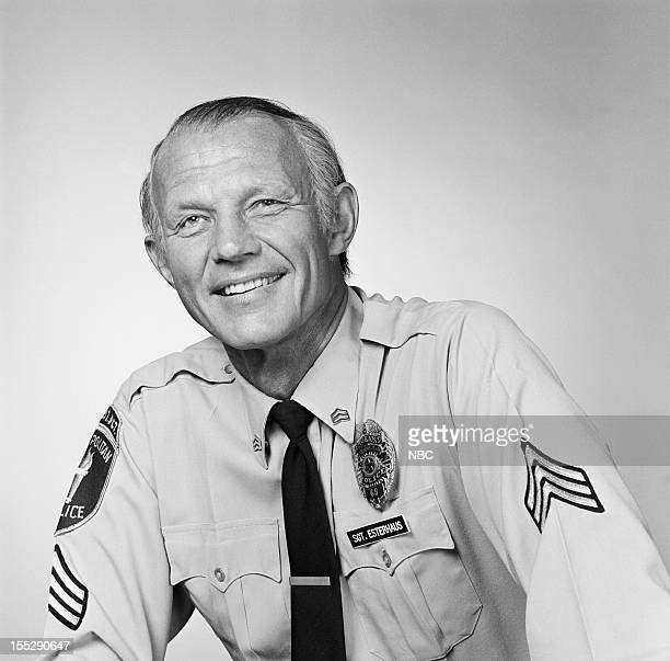 Michael Conrad as Sgt Phil Esterhaus