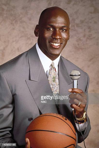 Pictured: Michael Jordan -- Photo by: NBCU Photo Bank