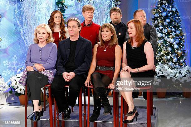 Michael Learned Kami Cotler Richard Thomas Jon Walmsley Judy Norton David Harper Mary McDonough and Eric Scott appear on NBC News' Today show
