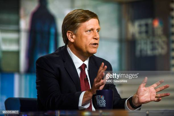 Michael Mcfaul Former Us Ambassador To Russia Appears On Meet The Press In Washington