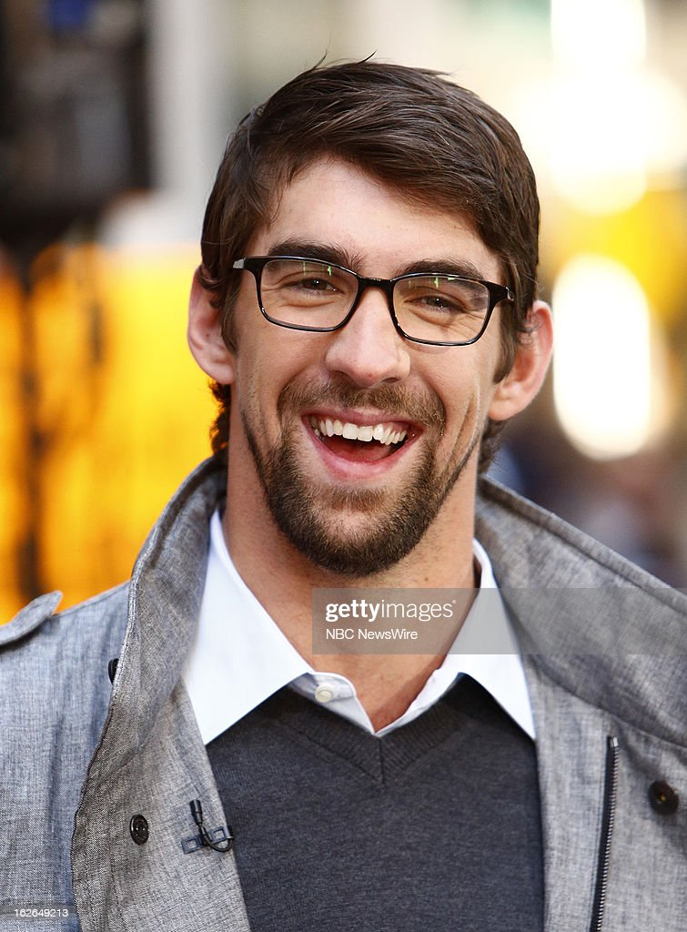 Michael Phelps appears on NBC News' 'Today' show --