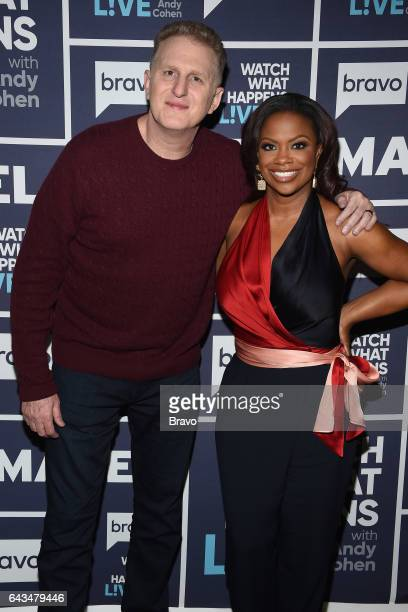 Michael Rapaport and Kandi Burruss