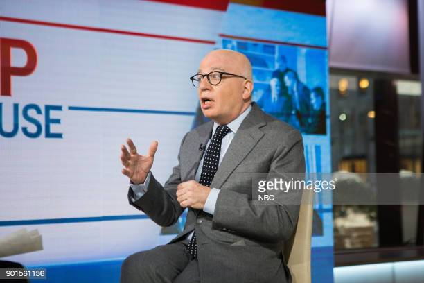 Michael Wolff on Friday January 5 2018