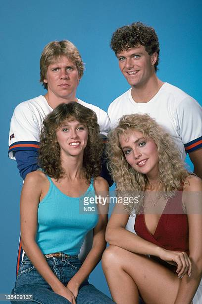 Michele Greene as Judy Nuckles Perry Lang as Frenchy Nuckles Patrick Cassidy as Terry St Marie Sharon Stone as Cathy St Marie