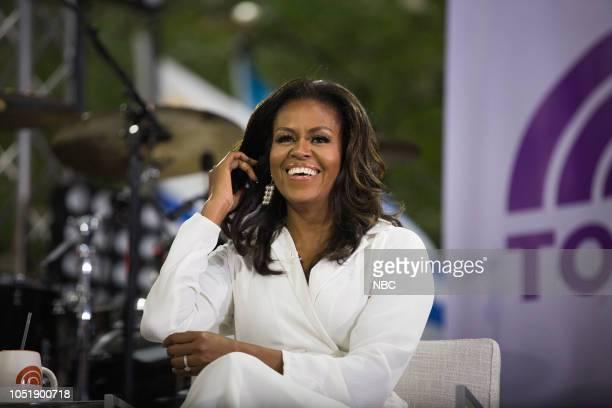 Michelle Obama on Thursday October 11 2018