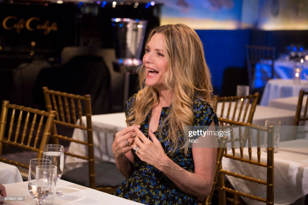 "NBC's ""Sunday TODAY with Willie Geist"" With guest Michelle Pfeiffer"